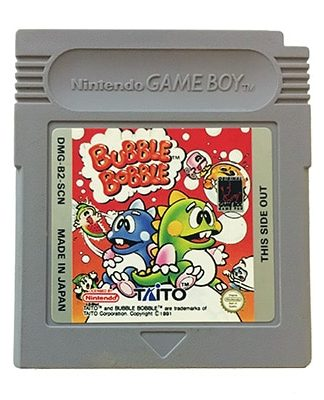 Bubble Bobble Game Boy