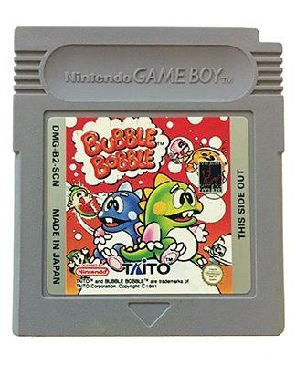 Bubble Bobble Game Boy