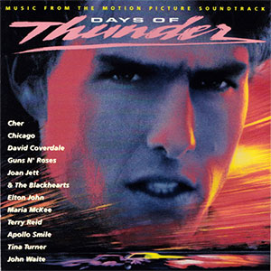 Days of Thunder Soundtrack LP
