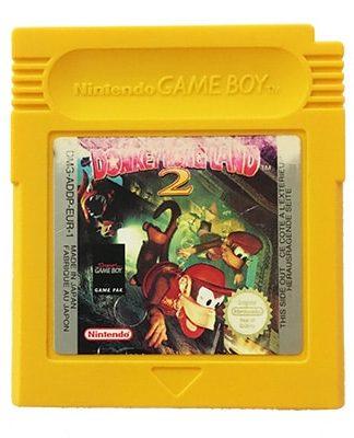 Donkey Kong Land 2 Game Boy