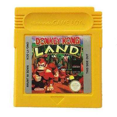 Donkey Kong Land Game Boy