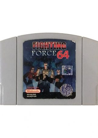 Fighting Force 64 N64