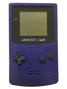 Nintendo Game Boy Color lilla cgb-001