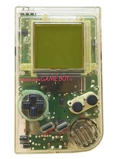 Nintendo Game Boy gennemsigtig DMG-01
