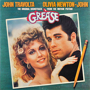 Grease Soundtrack LP