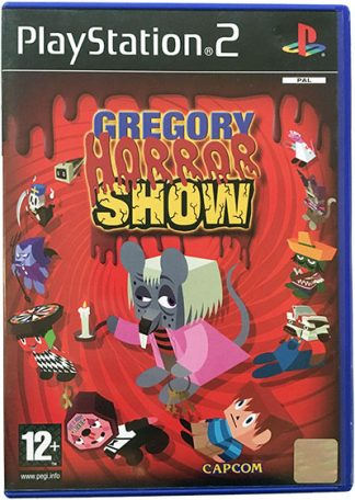 Gregory Horror Show PS2