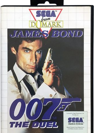 James Bond 007 The Duel Sega Master System