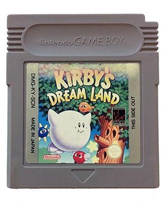 Kirby's Dream Land Game Boy