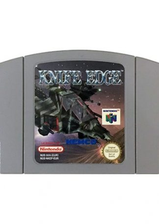 Knife Edge N64