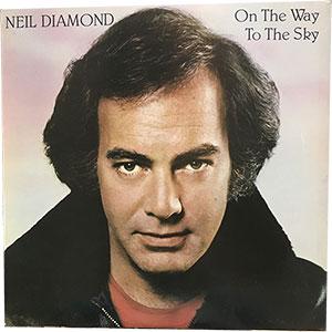 Neil Diamond One The Way To The Sky LP