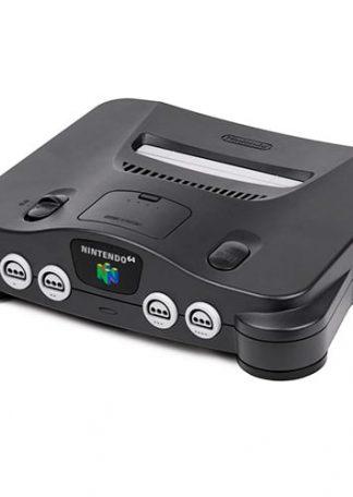 Nintendo 64 konsol (NUS-001) m. 1 controller
