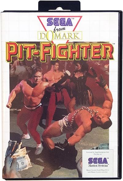 Pit-Fighter Sega Master System