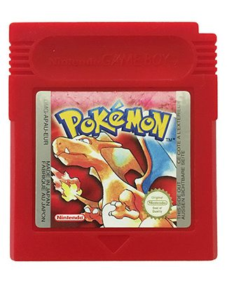 Pokémon Red Game Boy