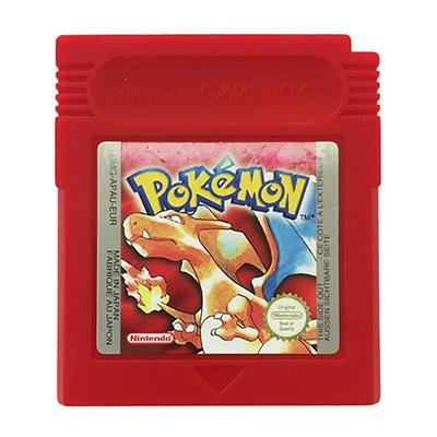 Pokémon Red Game Boy