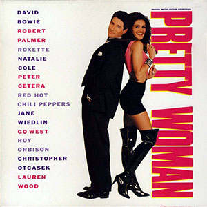 Pretty Woman Soundtrack LP