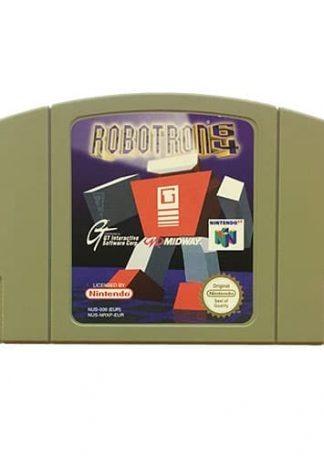 Robotron 64 N64