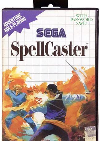 Spellcaster Sega Master System