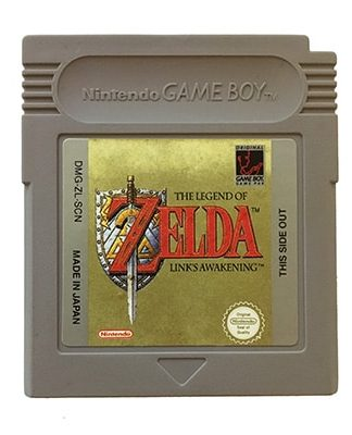 The Legend of Zelda Link's Awakening Game Boy