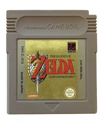 The Legend of Zelda Link's Awakening Game Boy