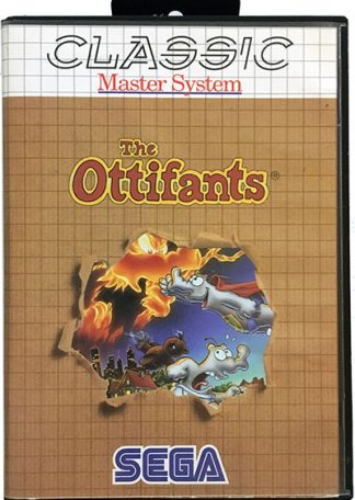 The Ottifants Sega Master System