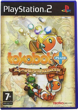 Tokobot Plus Mysteries of the Karakuri PS2