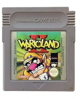 Wario Land II Game Boy