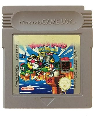 Wario Land Super Mario Land 3 Game Boy