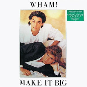 Wham! Make it Big LP