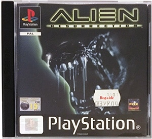 Alien Resurrrection PS1