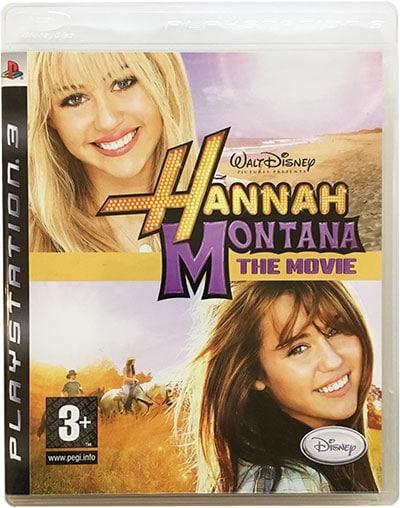 Hannah Montana The Movie PS3