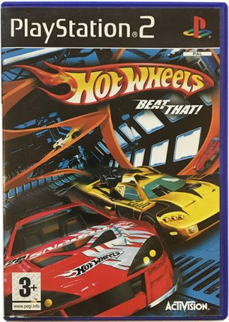 Hot Wheels Beat That! PS2