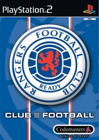 Rangers Club Football PS2