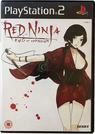 Red Ninja End Of Honour PS2