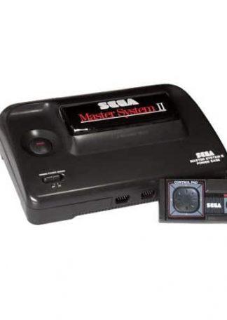 SEGA Master System II konsol