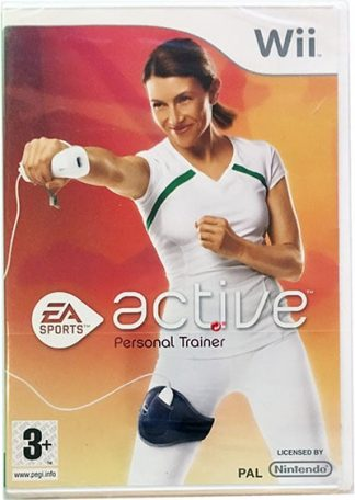 Active Personal Trainer Wii