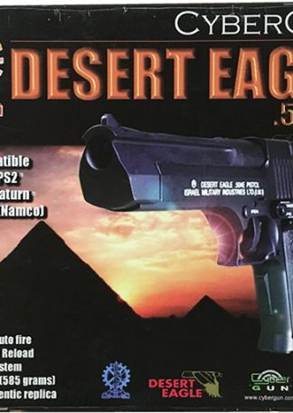 Desert Eagle til PS1/PS2/Sega Saturn (i æske)