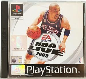 NBA Live 2003 PS1