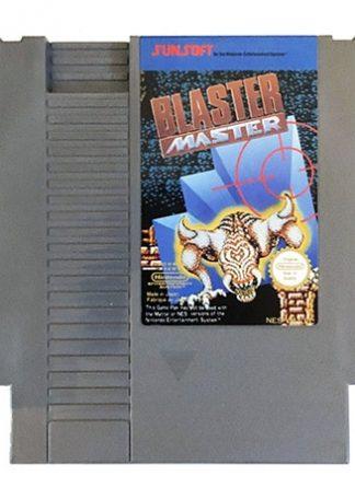 Blaster Master (NES-VM-EEC)