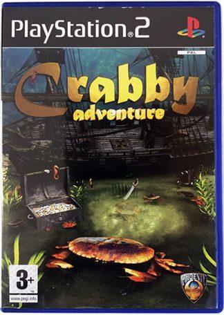 Crabby Adventure PS2