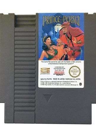 Prince of Persia (NES-PA-FRA/FRA)