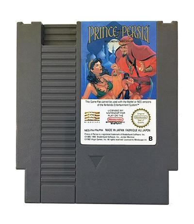 Prince of Persia (NES-PA-FRA/FRA)