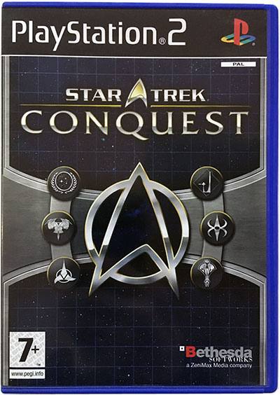 Star Trek Conquest PS2