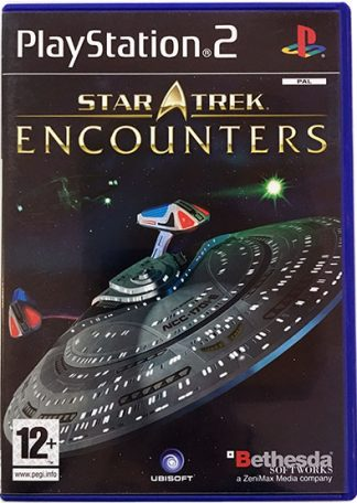 Star Trek Encounters PS2