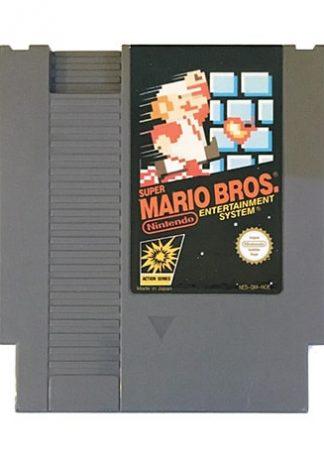 Super Mario Bros. (NES-SM-NOE)