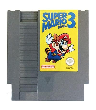 Super Mario Bros. 3 (NES-UM-NOE)