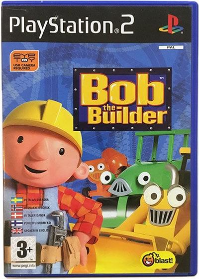 Bob The Builder PS2