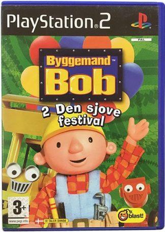 Byggemand Bob 2 Den Sjove Festival PS2