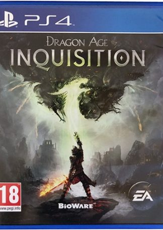 Dragon Age Inqusition PS4