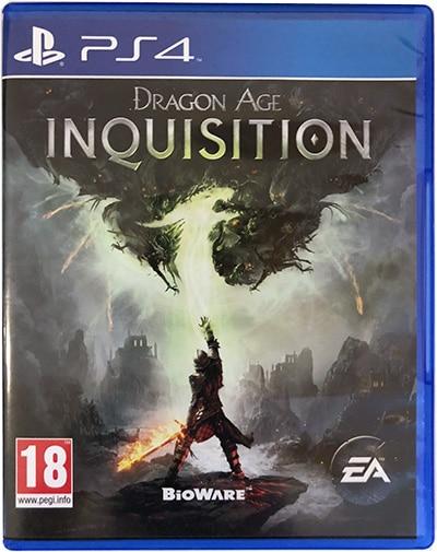 Dragon Age Inqusition PS4