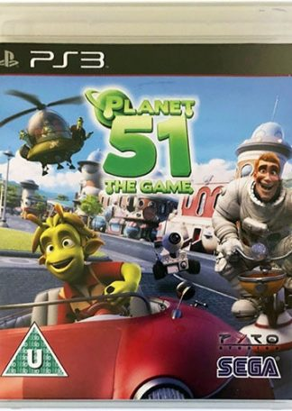 Planet 51 The Game PS3
